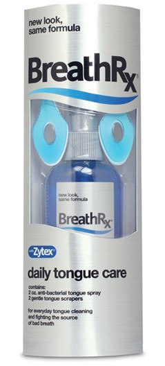 Breath Rx Daily Tongue Care Kit