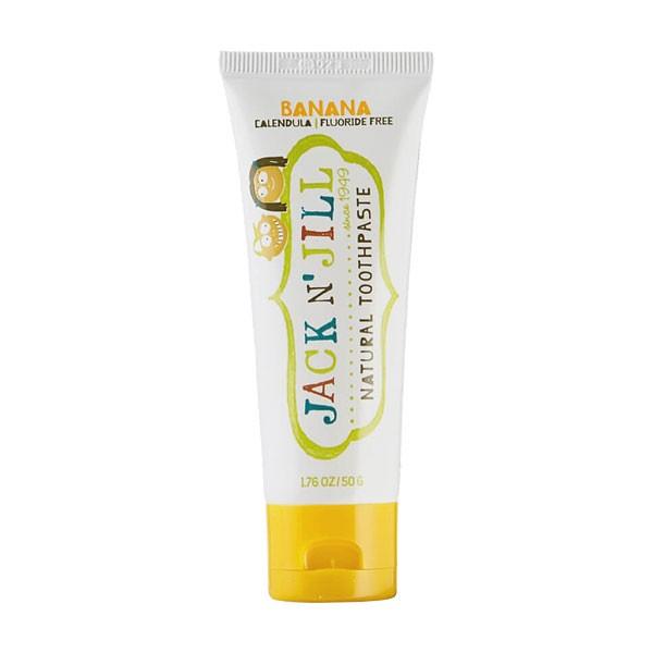 Jack N' Jill Natural Toothpaste - Banana (1.76oz)