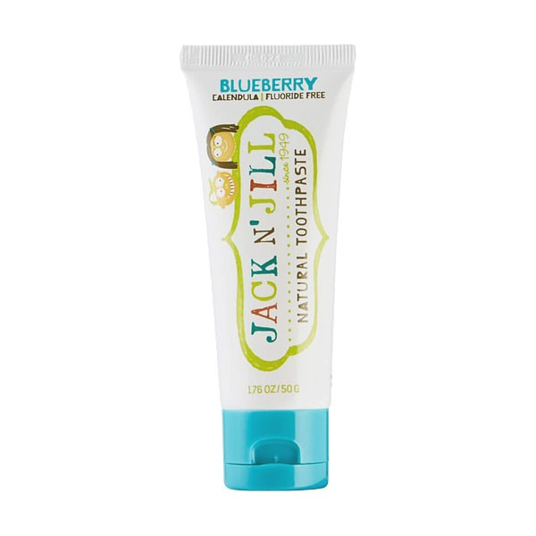Jack N' Jill Natural Toothpaste - Blueberry (1.76oz)