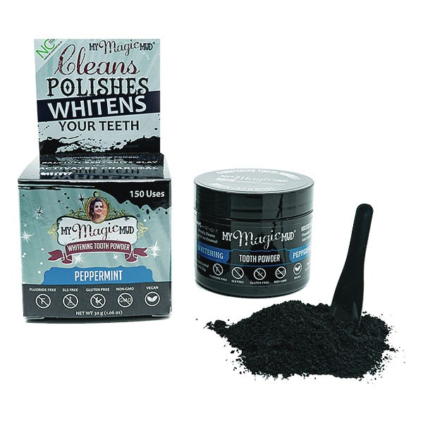 My Magic Mud Whitening Tooth Powder Peppermint (1.06oz)