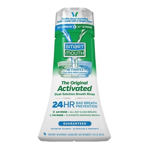SmartMouth Original Activated Oral Rinse (16oz)