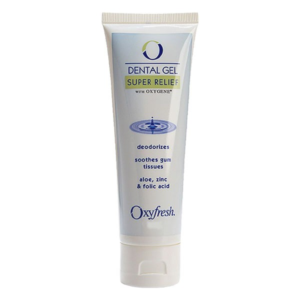 Oxyfresh Super Relief Dental Gel (4oz) Special