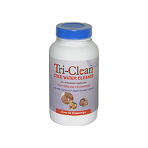 Tri-Clean Cold Water Dental Appliance Cleaner (12oz)