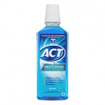 ACT Restoring Anticavity Mouthwash (33.8oz)