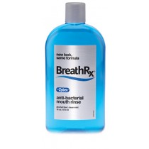 Breath Rx Anti-Bacterial Mouth Rinse (16 oz)