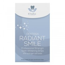 Dentissa Radiant Smile Teeth Whitening Strips (28pk)
