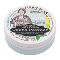 Frau Fowler Citrus Samurai Mint Tooth and Gum Powder (2.03oz)