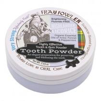 Frau Fowler Highlander Licorice Tooth and Gum Powder (2.03oz)