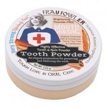 Frau Fowler Mouth Medic Tooth and Gum Powder (2.03oz)