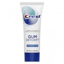 Crest Gum Detoxify Deep Clean Toothpaste (4.1oz)