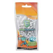 GumChucks Kids Flossing Tips Refill (36ct)