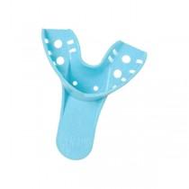 DentaMart Disposable Dental Impression Trays #10 Anterior Lower (12pk)