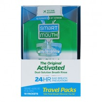 SmartMouth Original Activated Oral Rinse Single Packs (10ct)