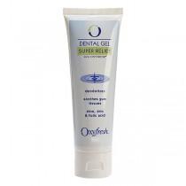 Oxyfresh Super Relief Dental Gel (4oz)
