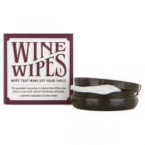 Wine Wipes Stain Removing Tooth Cleaners (15ct)