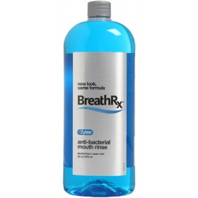 Breath Rx Anti-Bacterial Mouth Rinse (33 oz)