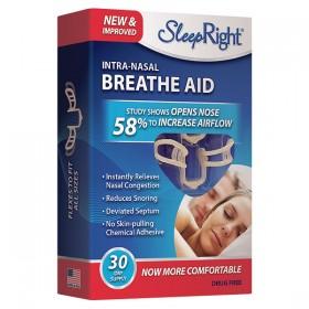 SleepRight Intra-Nasal Breathe Aid (30 Day Supply)