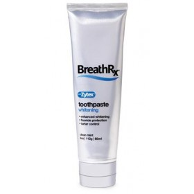 Breath Rx Purifying Toothpaste - Whitening Formula (4 oz)