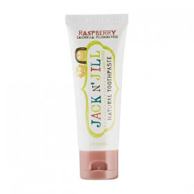 Jack N' Jill Natural Toothpaste - Raspberry (1.76oz)