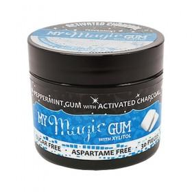 My Magic Mud Activated Charcoal Gum (30ct)