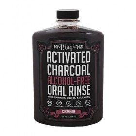 My Magic Mud Activated Charcoal Cinnamon Oral Rinse (14.2oz)