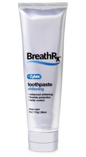 Breath Rx Purifying Toothpaste - Whitening Formula (4 oz)