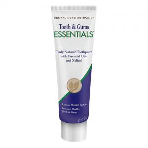 Dental Herb Company Tooth & Gums Essentials Toothpaste (4oz)