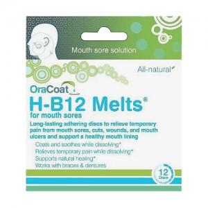 OraCoat H-B12 Melts - 12ct
