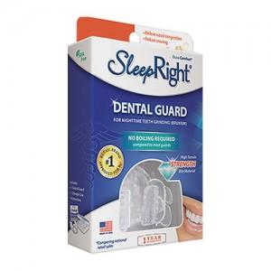 SleepRight Rx Dura Comfort Unflavored Dental Guard